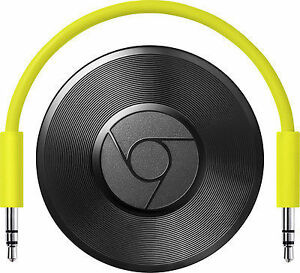 Google-Chromecast-Audio-Media-Streamer-Black