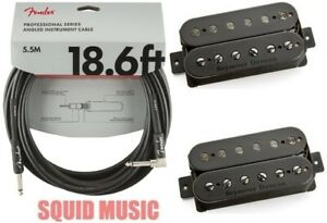 Seymour-Duncan-Pegasus-amp-Sentient-6-String-Humbucker-Pickup-Set-FENDER-18FT