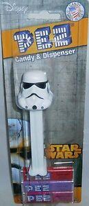 Disney's Star Wars Pez Dispenser STORM TROOPER 2015