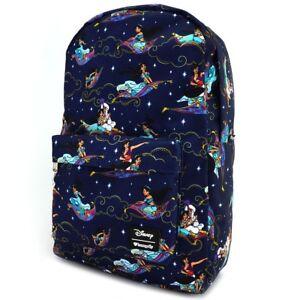 e31e1d364d3f Image is loading Loungefly-Disney-Aladdin-Carpet-Ride-Jasmine-AOP-Bookbag-