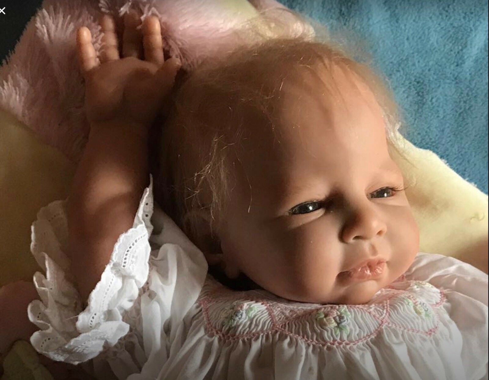 Reborn baby doll, reborn like brand new, size 19 inches, baby, doll, reborns