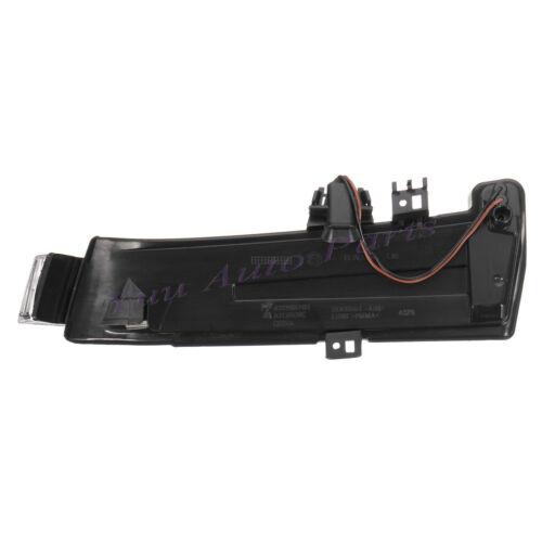 Left Side OEM Mirror Marker Turn Signal Light Lens For Mercedes W204 W212 W221