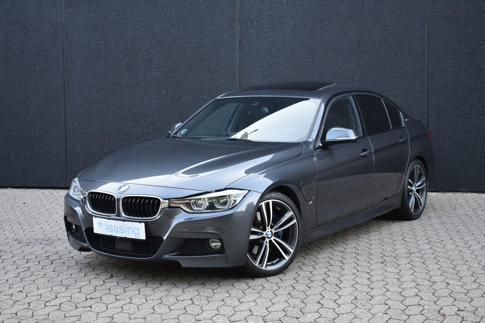 BMW 330e 2,0 aut. 4d - 3.325 kr.