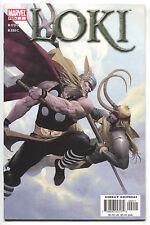 Loki 2 1st Series Marvel 2004 NM Esad Ribic Cover Thor