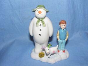 John-Beswick-The-Snowman-And-The-Snowdog-The-Three-Friends-JBS19-Raymond-Briggs