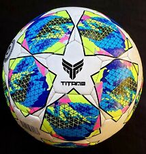 Champions league 2019-20 star titano Top quality size 5 soccer ball