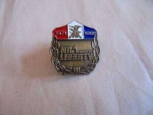 Vintage National Rifle Association Nra 1871 1986 Legion Of