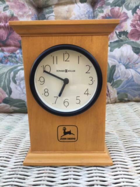 Strike Battery Operated Mantel Clock