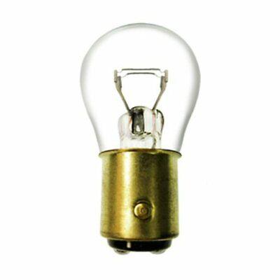 Glühlampe Typ 2057NA US Glühbirne 2 Faden gelb 27W 12V BAY15d Lampe Licht Leucht