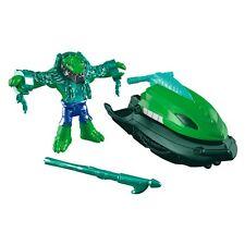 Imaginext DC Super Friends Fisher Price Batman K Killer Croc Swamp ski boat NEW