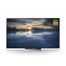 "Sony 55"" Black Ultra HD 4K LED HDR 3D Motionflow™ XR 960 Smart HDTV - XBR55X930D"
