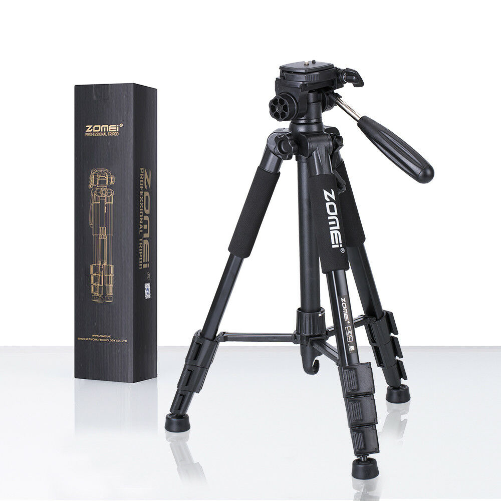 Trépied Photo Professionnel Monopod pour Appareil Phone Caméra Gopro DSLR Voyage 12