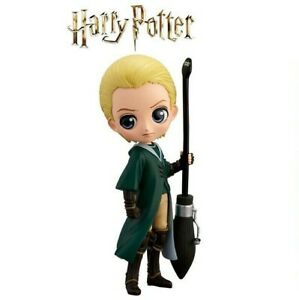 Harry Potter Q Posket Draco Malfoy Quidditch Style Figure Normal Color Ver Ebay