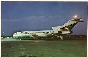 DELTA AIRLINES B-727-200 @ PORTLAND MAINE AIRPORT #1 | eBay