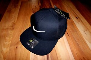 Nike Golf Pro Aerobill Adjustable Cap Hat Snapback 3d