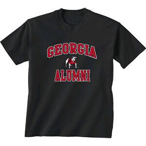 New-World-Graphics-Georgia-Bulldogs-Alumni-Short-Sleeve-T-Shirt