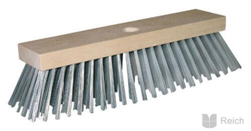 Besen Stahlbesen Stahldrahtbesen Breite 30 cm Neu!