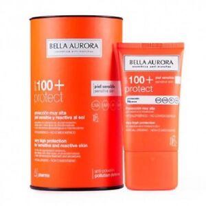 Details about NEW !!! BELLA AURORA - Bella Aurora Solar SPF100+ Protect -  40 ml -UVA+UVB
