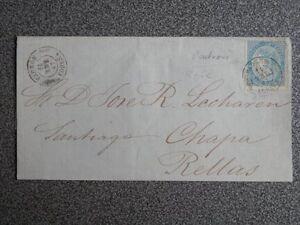 ENVUELTA-CARTA-ANO-1867-EDIFIL-88-FECHADORES-DE-PADRoN-CORUNA-Y-LAL-N-PONTEVEDRA
