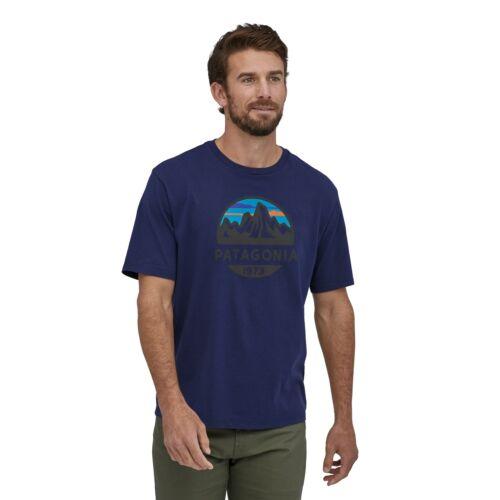 Patagonia Herren T-Shirt Fitz Roy Scope Organic