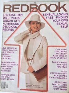 199fac497d8e5 Image is loading Redbook-Magazine-Maggie-Fahy-January-1977-082417nonrh2