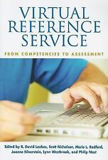 Virtual Reference Service: From Competencies to Assessment (The-ExLibrary