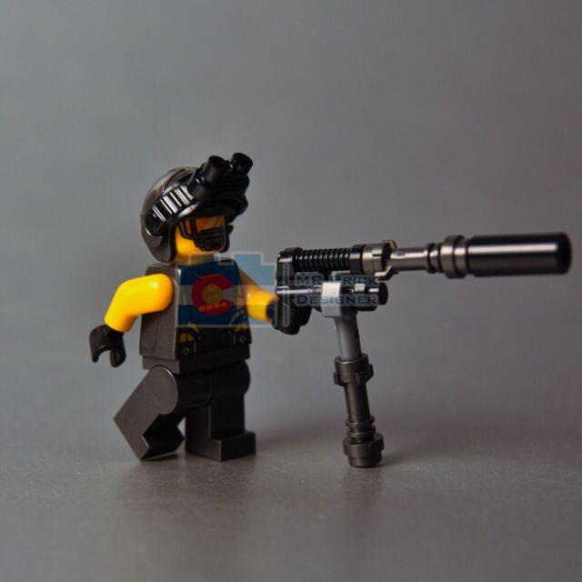 NEW LEGO AIM Agent Silencer Avengers 76164 Marvel Superheros Minifigure Bad Guy