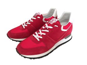 a4b4ee10b96c New Authentic Louis Vuitton Men s Shoes Run Away Sneaker size 7.5 ...