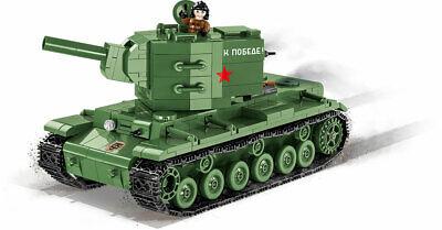 Panzer KV-2 Bausteine Konstruktionsspielzeug kleine Armee Bauklötzen COBI 3039