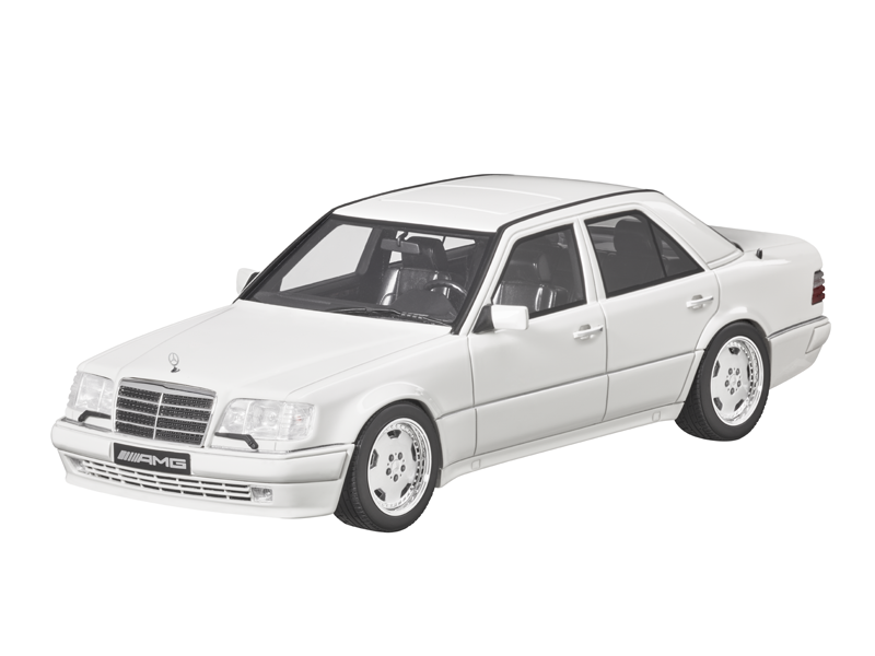 Original Mercedes-Benz E 60 AMG (w124) (w124) (w124) | limitée | GT-SPIRIT 1:18 | b66040640 | Magasiner  cab328