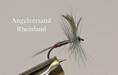 3 Blue winged Olive Hakengröße #14-18 wählbar by Angelversand Rheinland