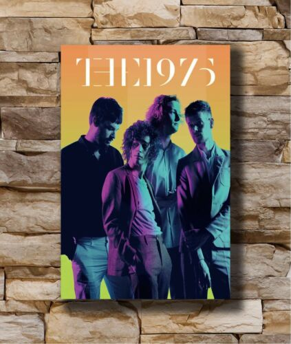 20x30 24x36 Poster T-880 New The 1975 Rock Music Band Stars