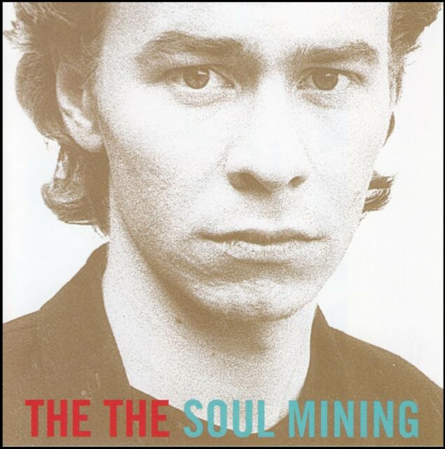 THE THE - SOUL MINING CD ~ MATT JOHNSON 80's *NEW*