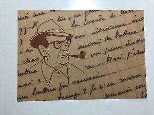 1994-Francia-Belgio-Svizzera-Congiunta-Folder-Georges-Simenon-Comm-Maigret