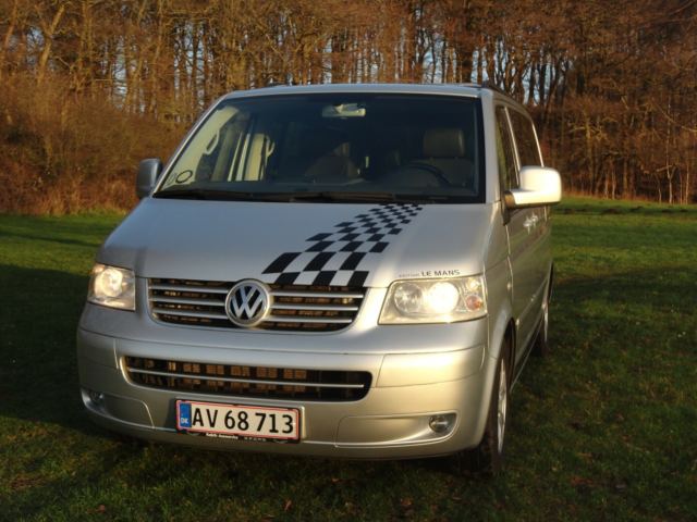 VW Multivan, 2006, 6 gear, 16
