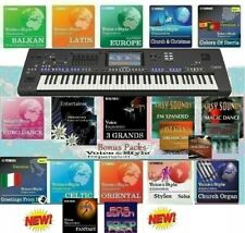 """Download mit 31Sounds Sound Expansion /""""Sweet American/"""" für Yamaha Genos"""
