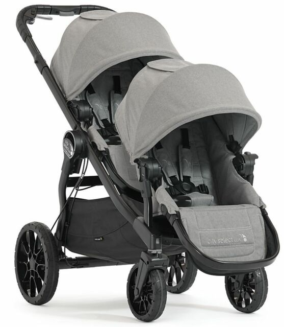 Free Shipping! New Baby Jogger City Select LUX Pram Bassinet Kit in Slate
