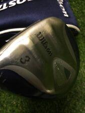 NEW Wilson ProStaff DC 3 Wood Ladies Flex Graphite Shaft Golf Club LH