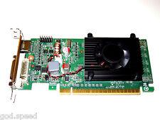 1GB 1024MB nVIDIA Low Profile Half Height Size SFF PCI-E x16 Video Graphics Card