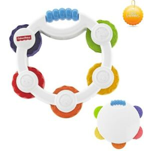Details about Sensory Educational Toy Baby Musical Instrument Tambourine  ADHD CALMING AUTISM