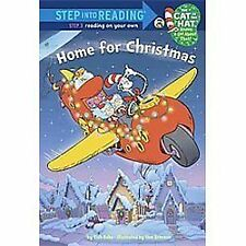 Home For Christmas (Dr. SeussCat in the Hat) (Step into Reading)-ExLibrary