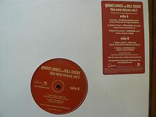 "QUINCY JONES / BILL COSBY 12"" Single HIKKY BURR NEW MIXES PROMOTIONAL COPY MINT!"