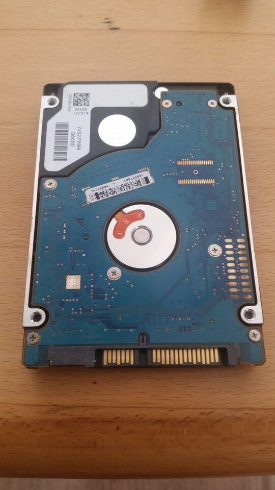 Seagate, 500 GB, Perfekt