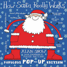 How Santa Really Works Pop-Up, Alan Snow | Hardcover Book | Acceptable | 9781847
