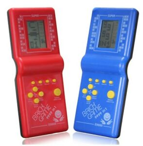 LCD-Game-Vintage-Classic-Tetris-Brick-Handheld-Arcade-Pocket-Electronic-Toy