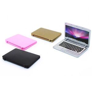 1-12-scale-dollhouse-miniature-dollhouse-mini-laptop-4Color-Mini-Office-Decor