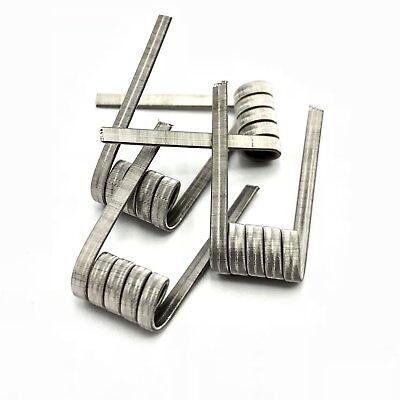 4x Ni80 Wire 0,2 ? Coil Nickel Wicklung Verdampfer Rda Rba Rta Rdta 28ga*5+0.1mm