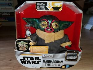 CUSTOM Sith Grogu Baby Yoda The Child Animatronic Mandolorian