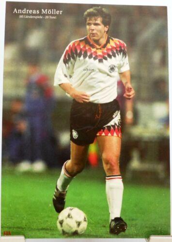 Andreas Möller Fan Big Card Edition B209 Fußball Nationalspieler DFB