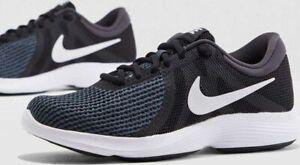Details about Nike Wmns Revolution 4 EU BlackGrey Women's Trainers Shoes UK 6_6.5_7